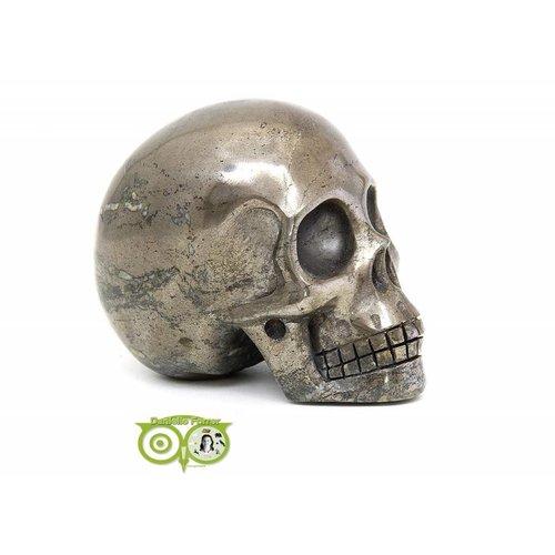 Pyriet schedel 461 gram