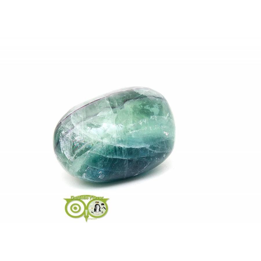 Regenboog Fluoriet Jumbo steen RBFL-RM-4-356-9
