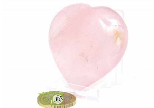 Rozenkwarts Hart  Nr 8 -70 gram