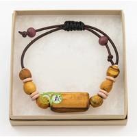 thumb-BLUE BRACELET NR. 001 -  Palo Santo Jewelry-2