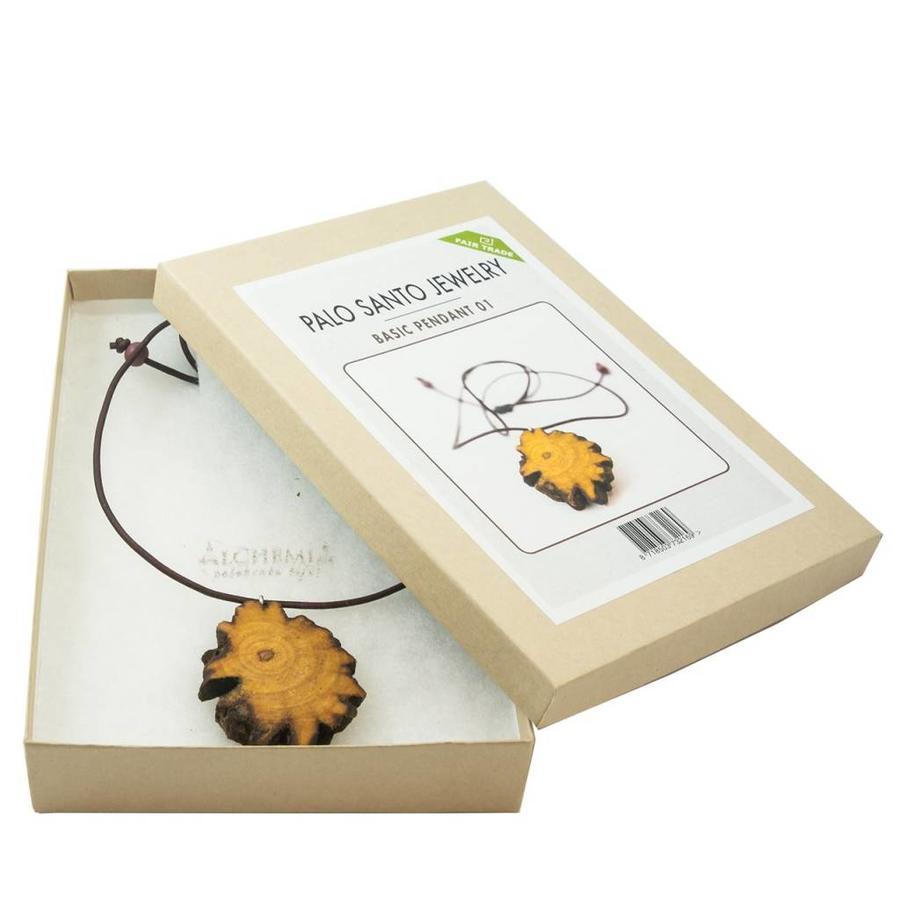 Basic Pendant NR. 001 - Palo Santo Jewelry-1