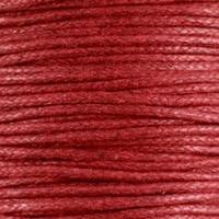 thumb-Waxkoord 1.5 mm Rood / Ruby Red 1,2 mtr-2
