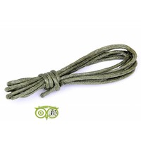 thumb-Waxkoord 1.5 mm Groen / Army Green 1,2 mtr.-1