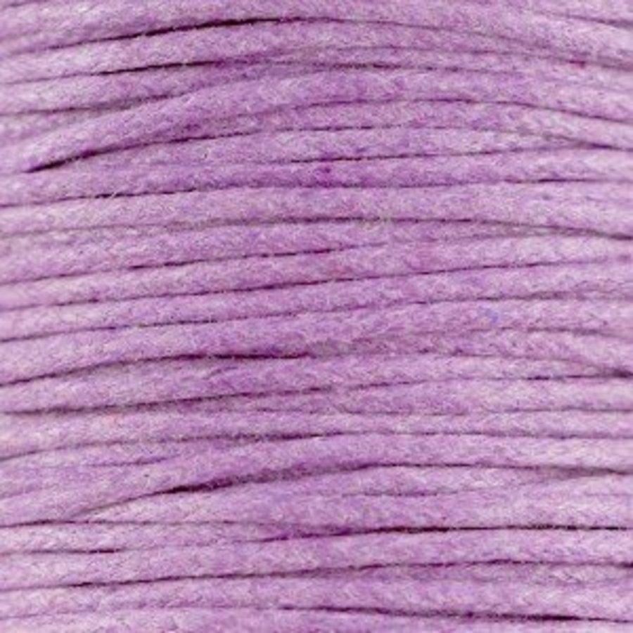 Waxkoord 1.5 mm Violet-Lila 1,2 mtr.-2
