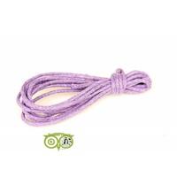thumb-Waxkoord 1.5 mm Violet-Lila 1,2 mtr.-1