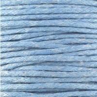 thumb-Waxkoord 1.5 mm Light-Sapphire-Blue 1,2 mtr.-2