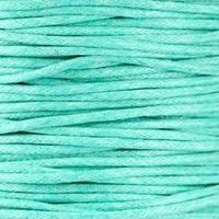 thumb-Waxkoord 1.5 mm Turquoise-Mint 1,2 mtr.-2