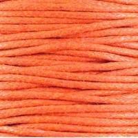 thumb-Waxkoord 1.5 mm Warm-Orange 1,2 mtr.-2