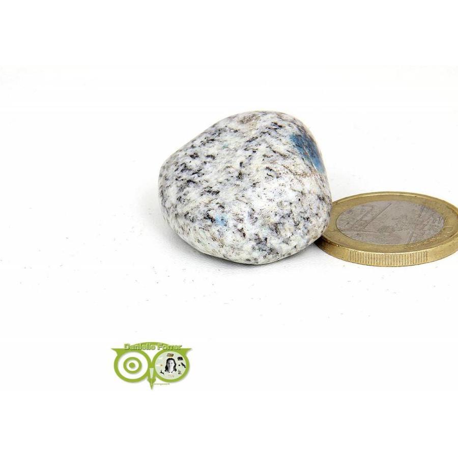 K2 (kitaniet) trommelsteen Nr 15-1