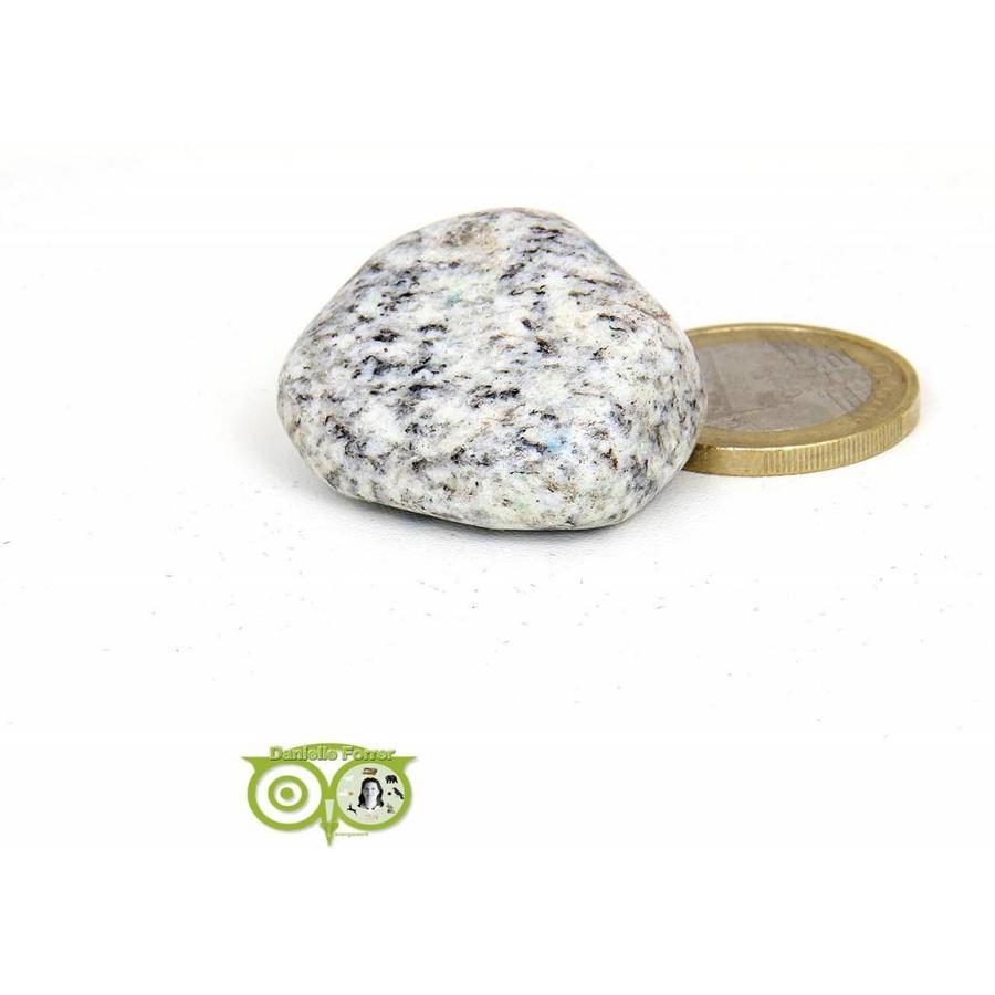 K2 (kitaniet) trommelsteen Nr 15-2
