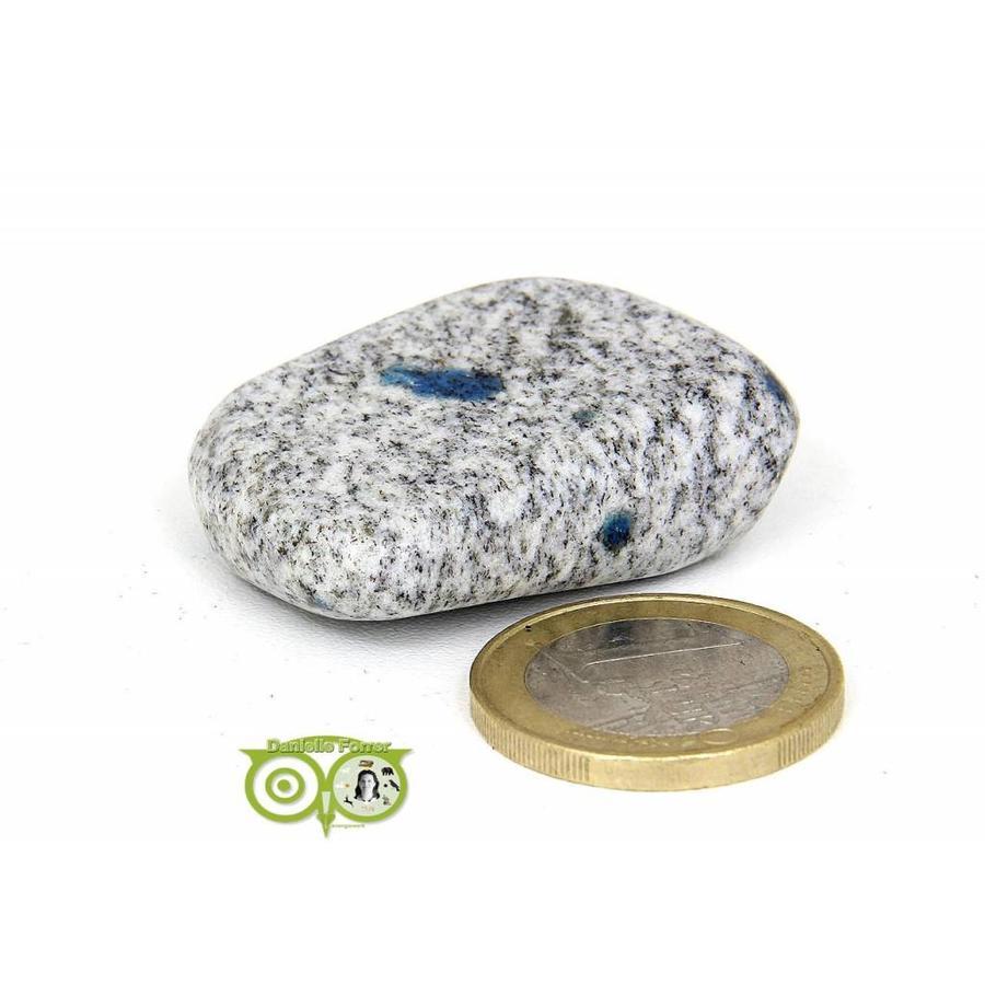 K2 (kitaniet) trommelsteen Nr 22-1