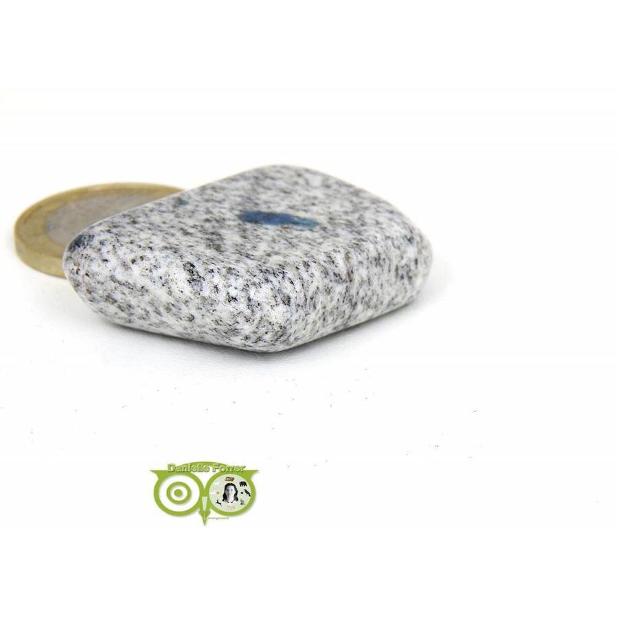 K2 (kitaniet) trommelsteen Nr 22-2