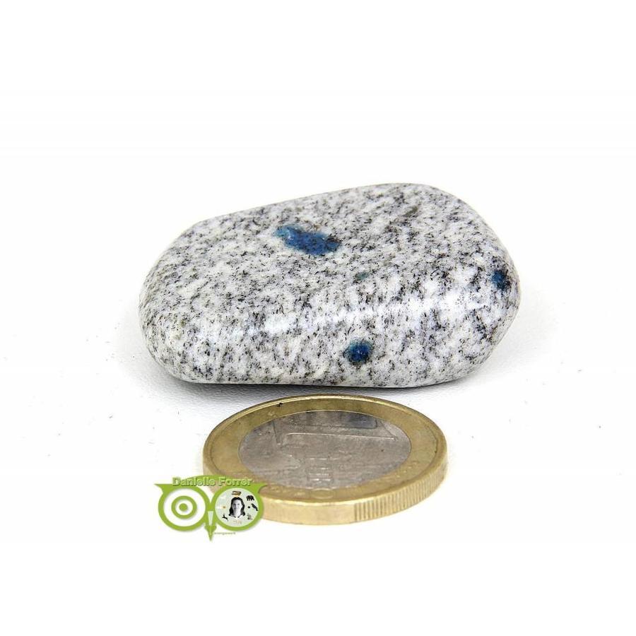 K2 (kitaniet) trommelsteen Nr 22-4