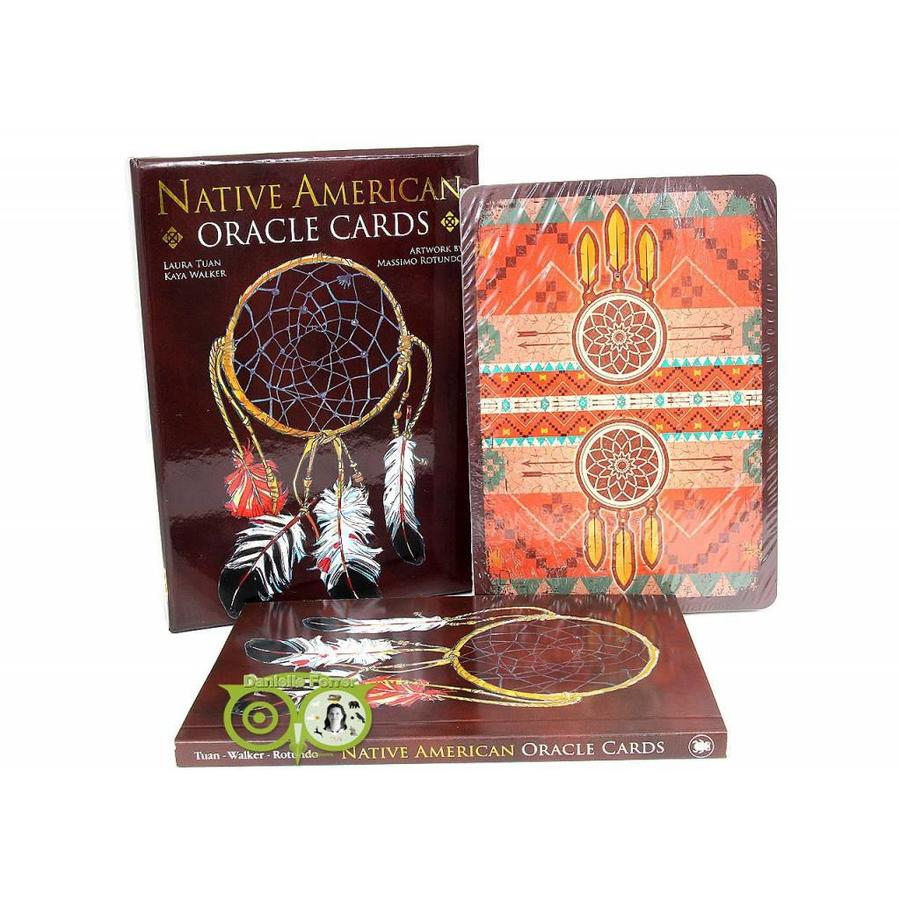 Native American Oracle Cards - Laura Tuan-1
