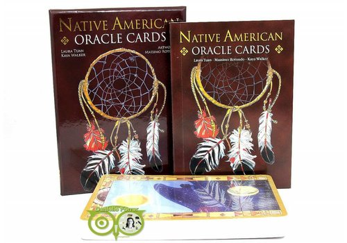 Native American Oracle Cards - Laura Tuan