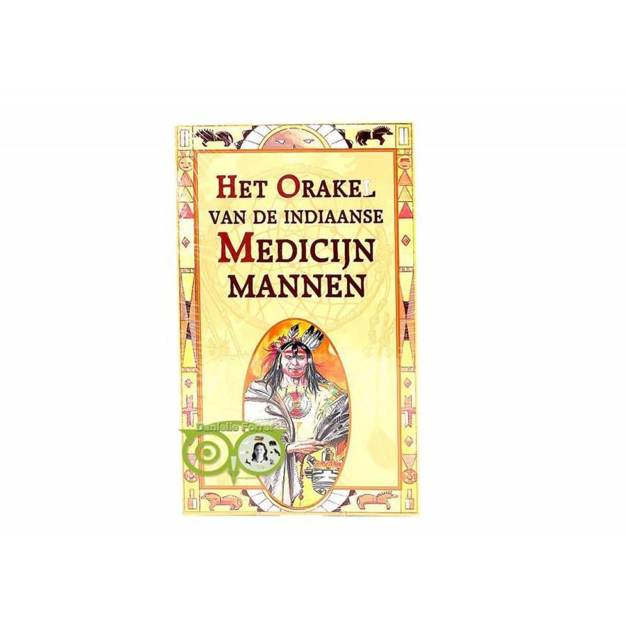 Het Orakel van de Indiaanse Medicijnmannen (Set)-1