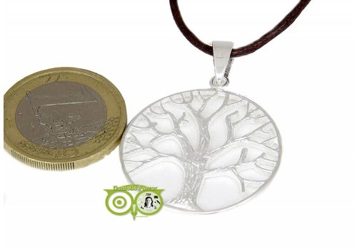 Hanger Tree of Life - sterling zilver 925