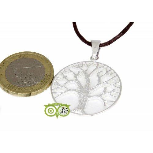 Hanger Tree of Life - sterling zilver 925