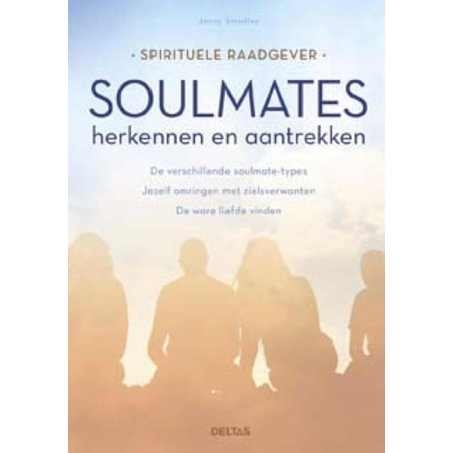Spirituele raadgever Soulmates herkennen en aantrekken-1