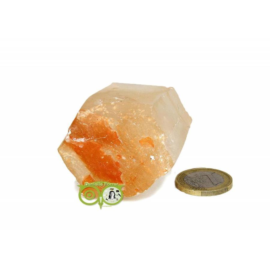 Tangerine Kwarts (lemurisch) Nr 10 -177 gram-9