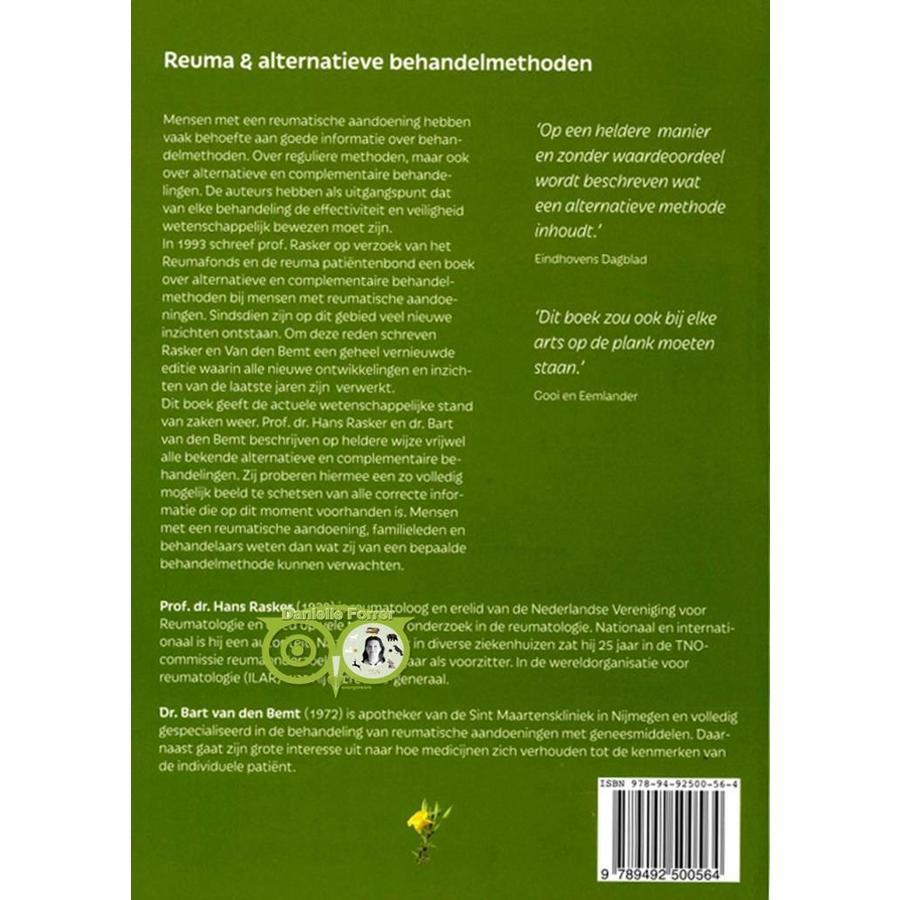 Reuma & Alternatieve behandelmethoden - Prof. dr.  Hans Rasker-2