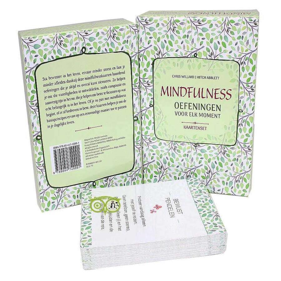 Mindfulness - kaartenset - Chris Willard-1