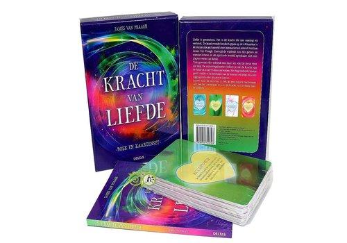 De kracht van liefde - James Van Praagh (boek en kaartenset)