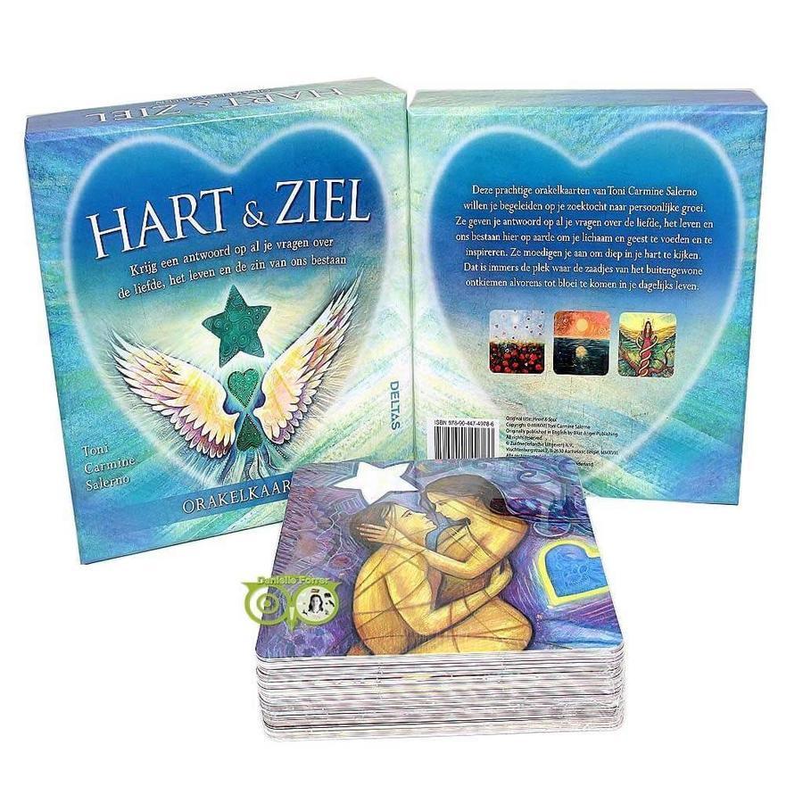 Orakelkaarten voor lichaam en geest: Hart & Ziel - Toni Carmine Salerno-1
