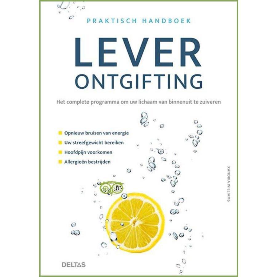 Leverontgifting  Praktisch Handboek - Xandria Williams-1