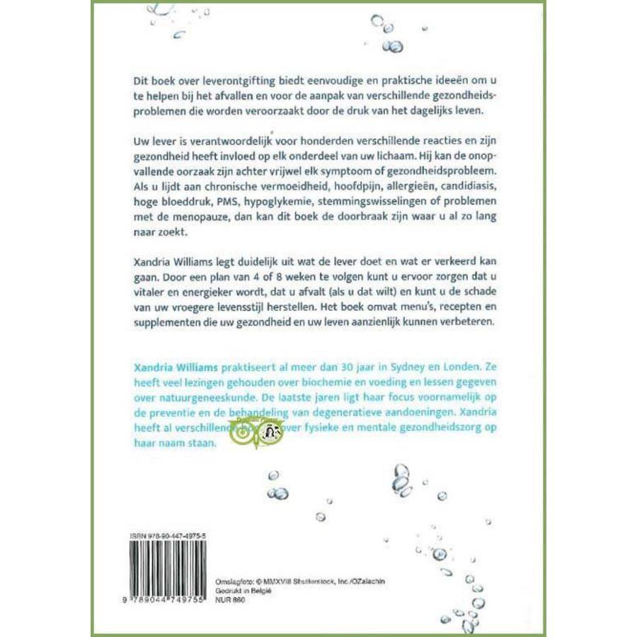 Praktisch handboek leverontgifting - Xandria Williams-2