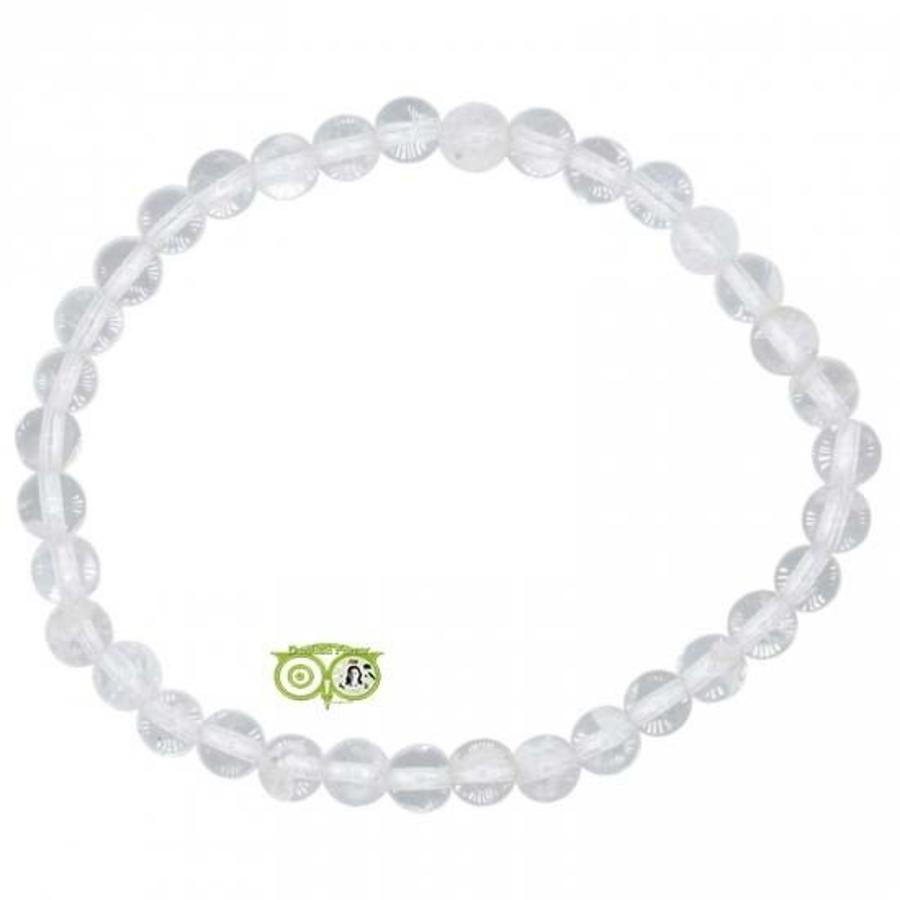 Armband bergkristal - 19 cm-1