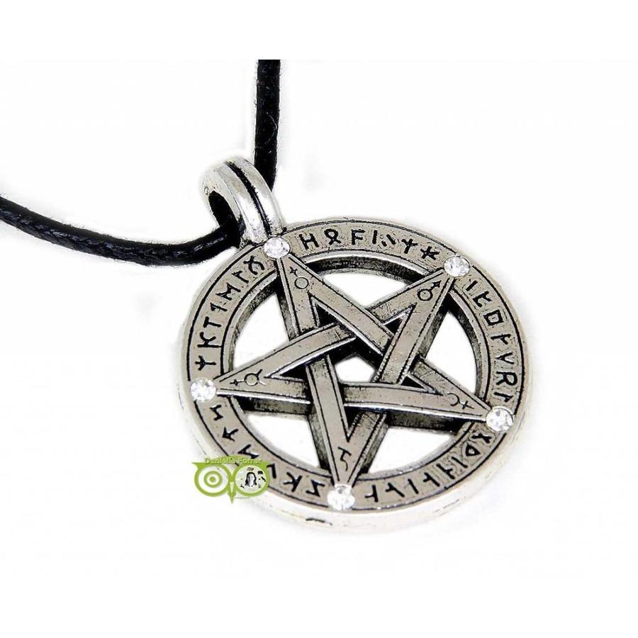 Pentagram hanger-1