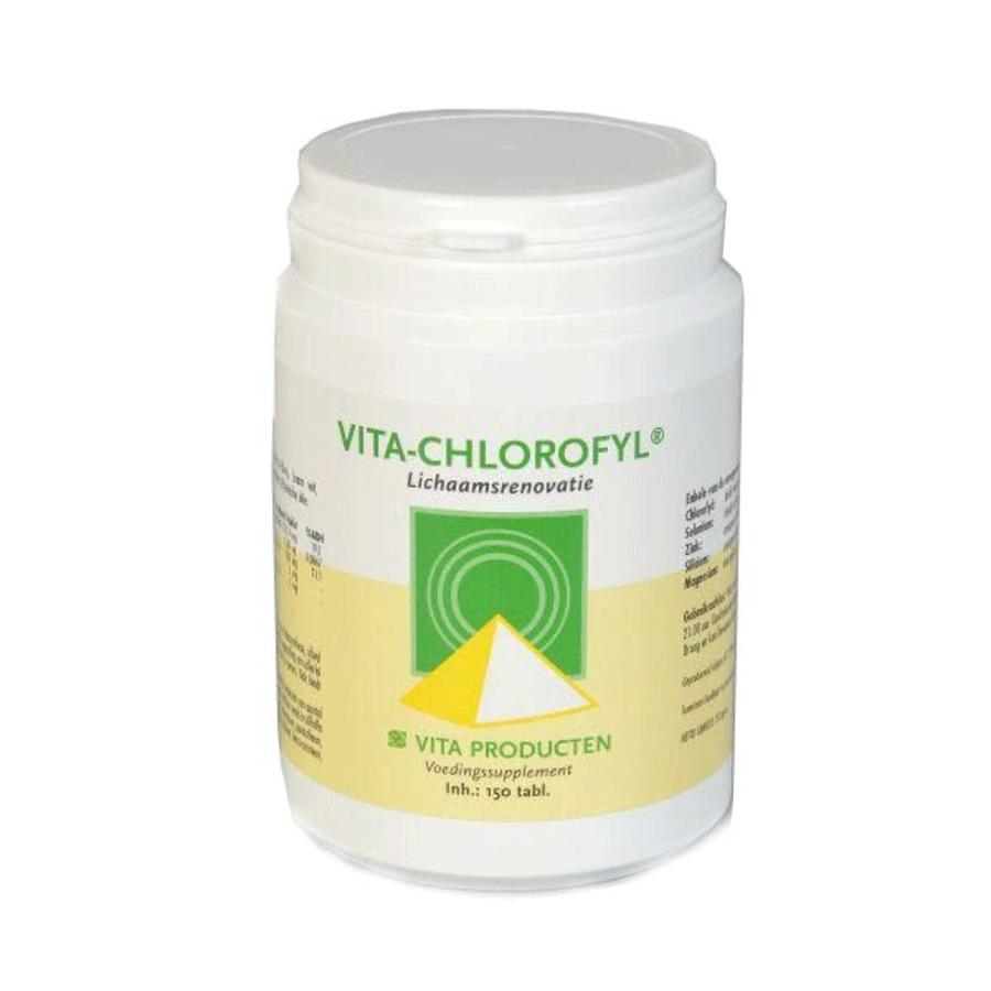 Vita Chlorofyl 150 tabl. DD-02-VITA-1