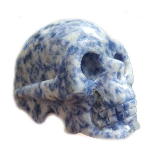 Blue spot jaspis