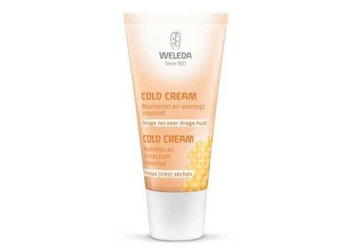 Weleda cold cream gezichtscreme 30 ml