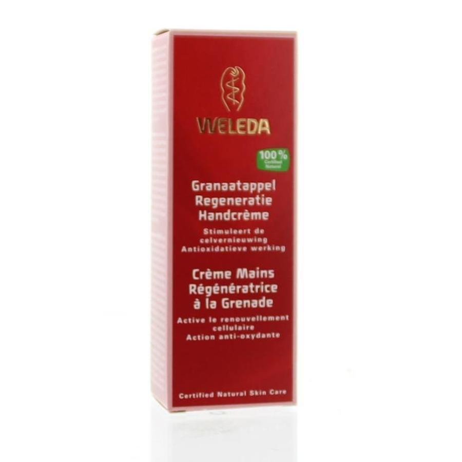Weleda Granaatappel Regeneratie Handcrème-1