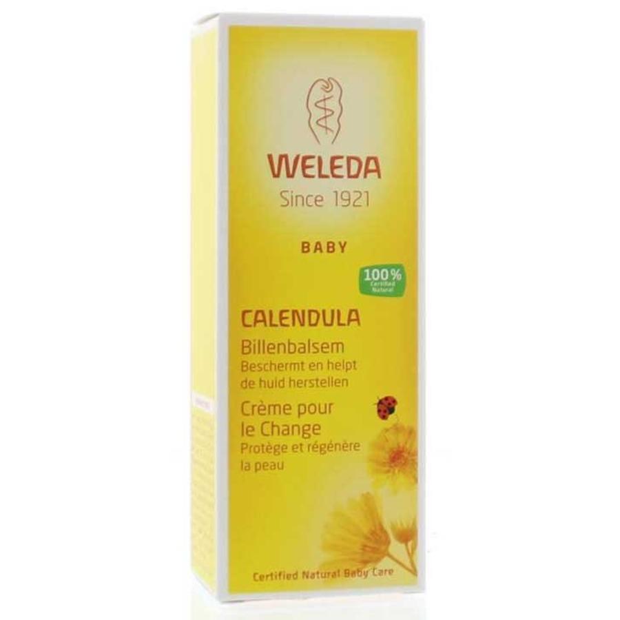 Weleda Calendula Billenbalsem 75 ml-1