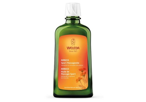 Weleda Arnica Massage olie 200 ml