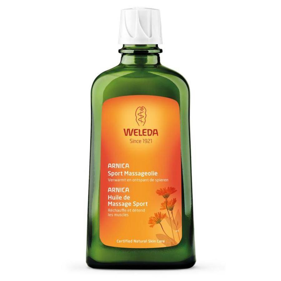Weleda Arnica Massage olie 200 ml-1