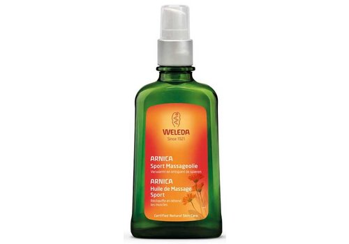 Weleda Arnica Massage olie 100 ml