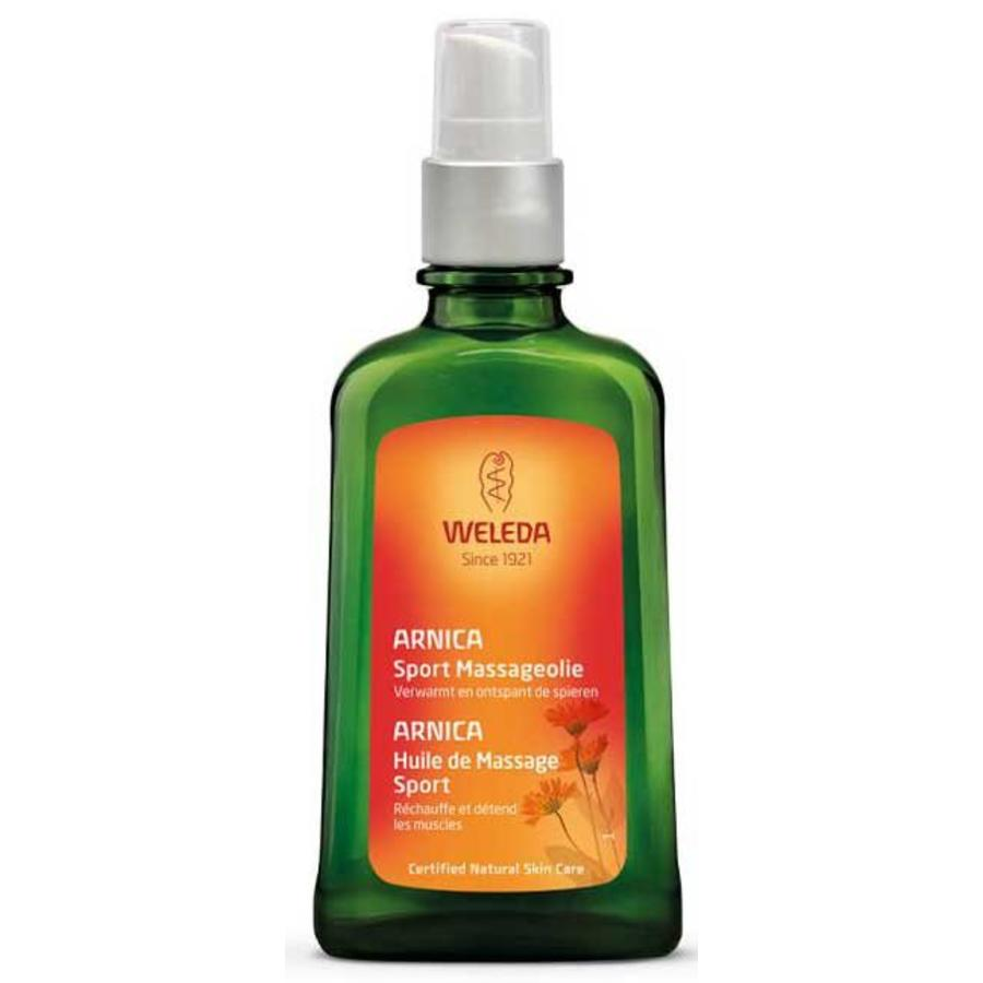 Weleda Arnica Massage olie 100 ml-1