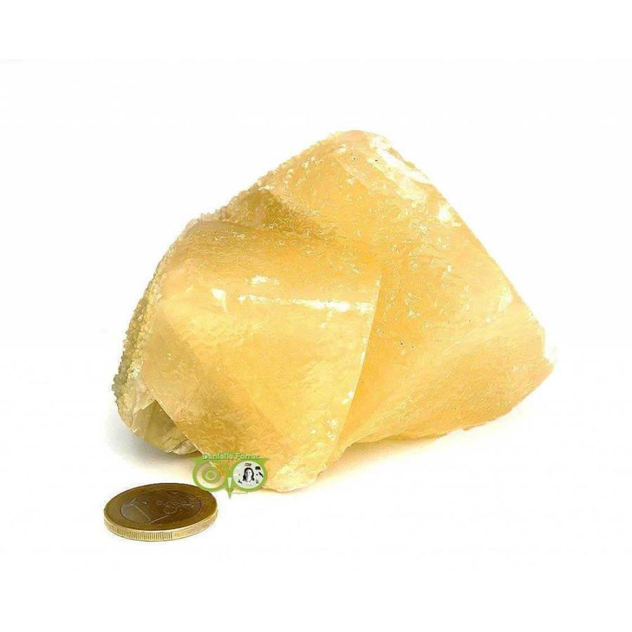 Honing Calciet Cluster 608 gram-5