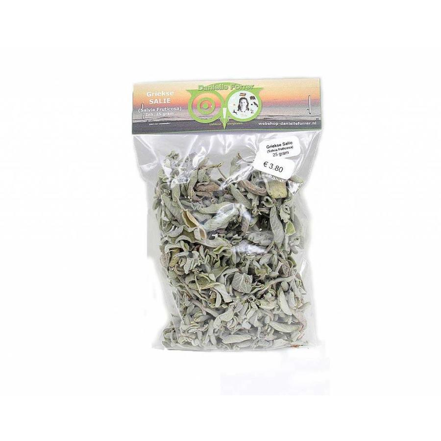 Griekse Salie Smudge sticks (Salvia Fruticosa)-6
