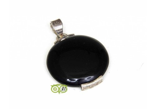 Onyx edelstenen hanger ONY-RM-2-7