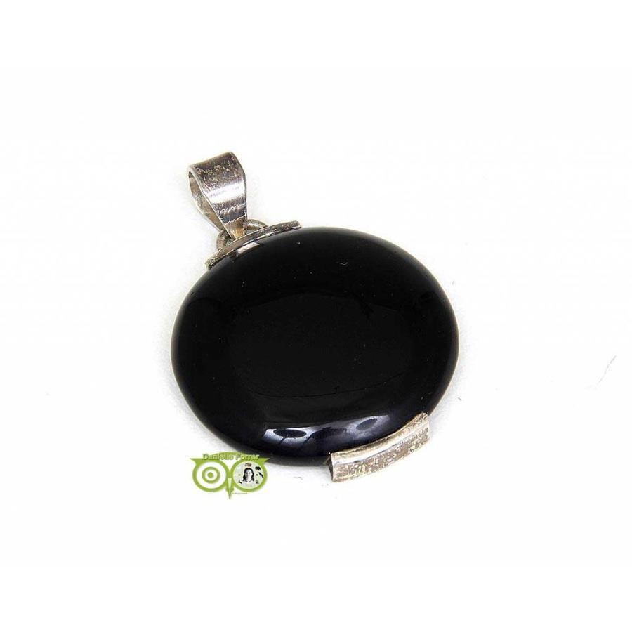 Onyx edelstenen hanger ONY-RM-2-7-1