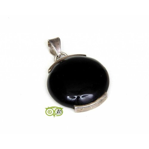 Onyx edelstenen hanger ONY-RM-6-8