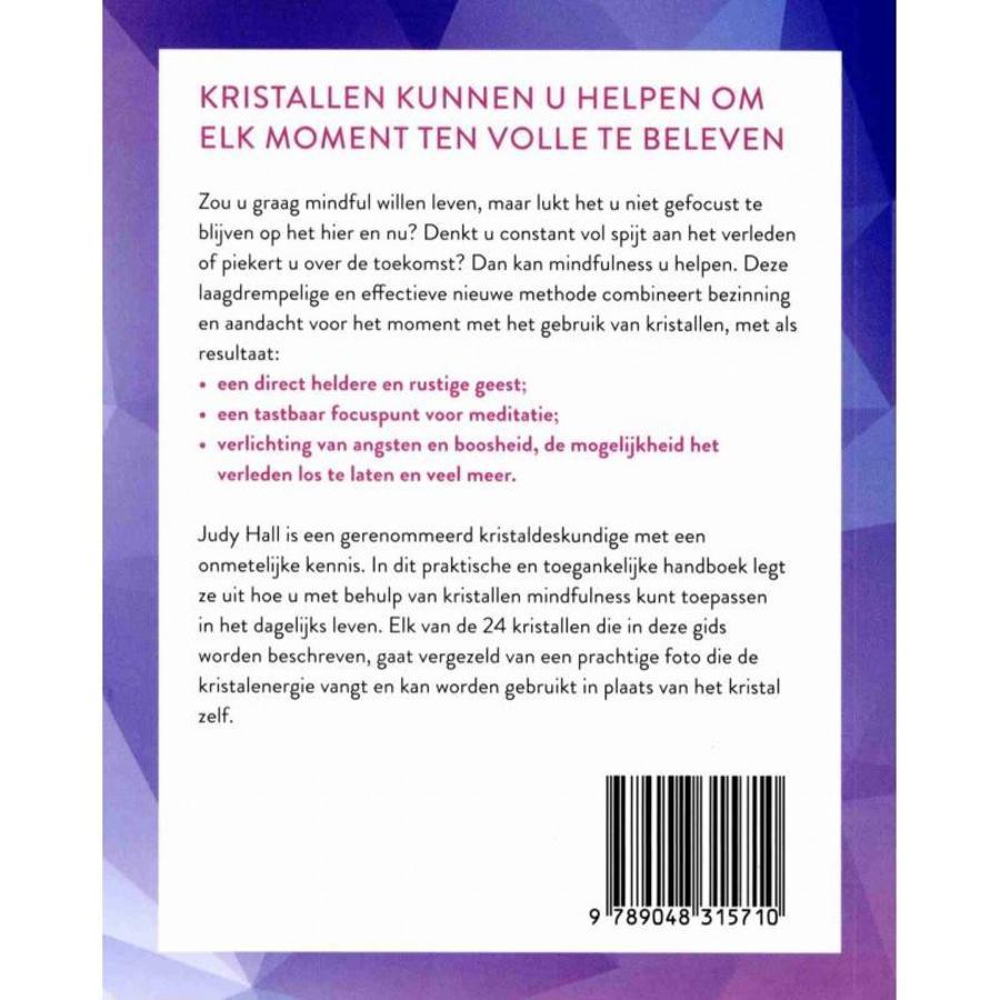 Kristallen & Mindfulness - Judy Hall-2