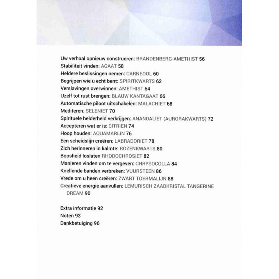 Kristallen & Mindfulness - Judy Hall-4