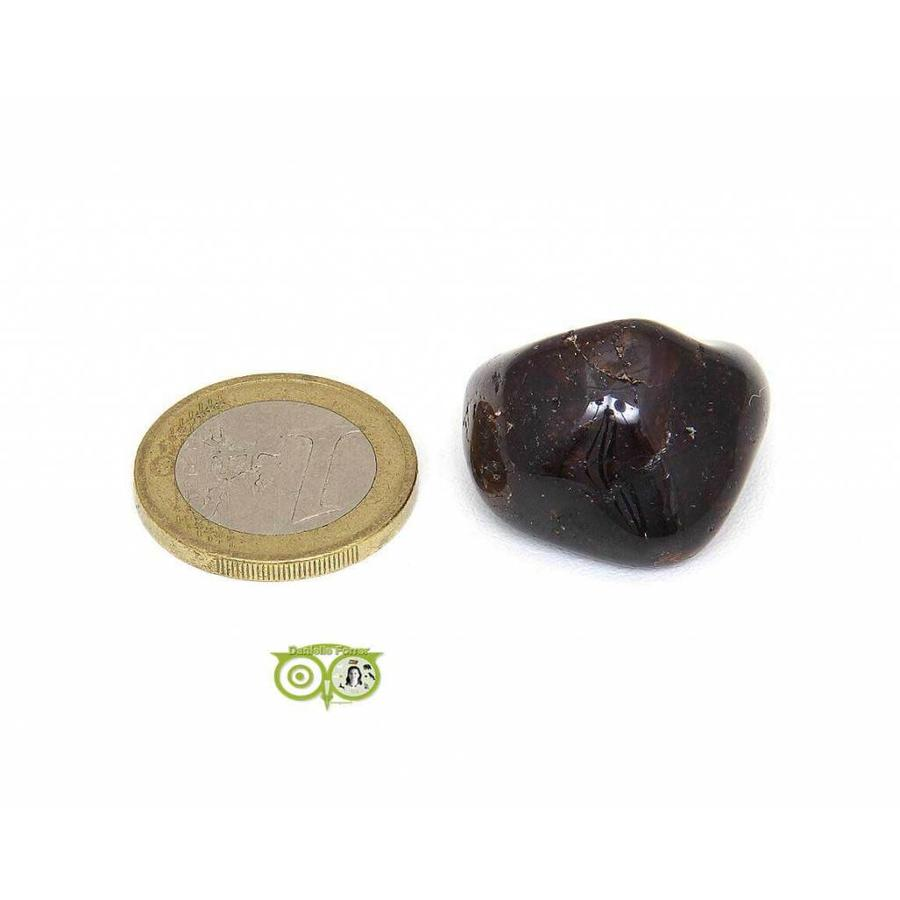 Granaat Almandien Trommelsteen GR-AL-RM-6-18-4