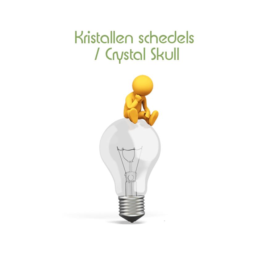 Meer informatie over kristallen schedels | Webshop Danielle Forrer